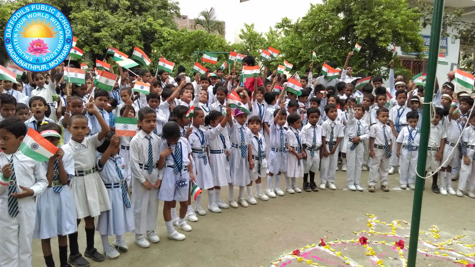 Daffodils Public School Independence Day